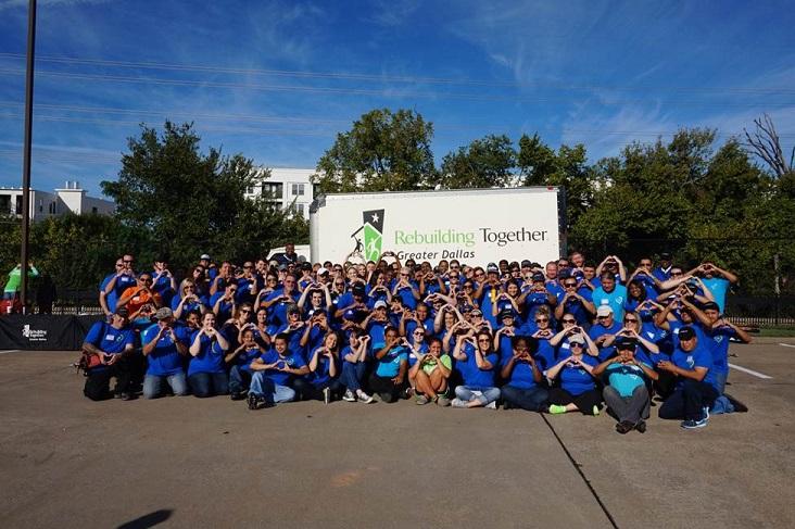 Camden Cares 2016 Group Photo