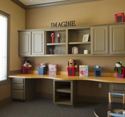 Play Room at Camden South Bay Apartments in Corpus Christi, Texas